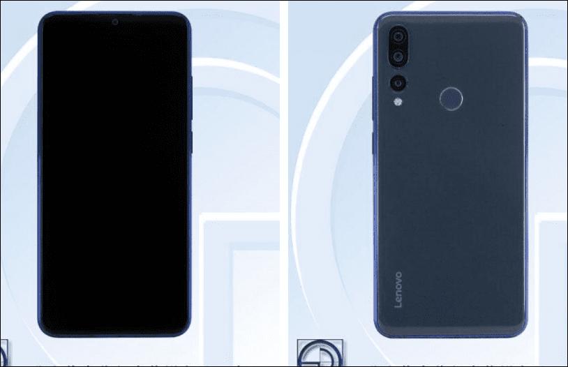 Lenovo con triple cámara trasera filtrado en TENAA