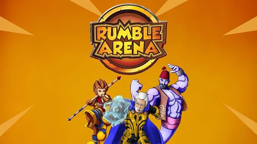 Rumble Arena