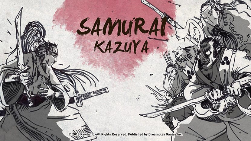 Samurai Kazuya