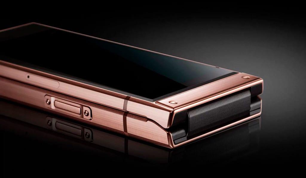 Ficha técnica del Samsung W2019