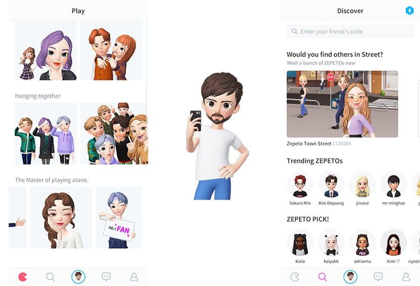 Transfórmate en un personaje 3D en ZEPETO: chatea, compra y hazte fotos con tus amigos