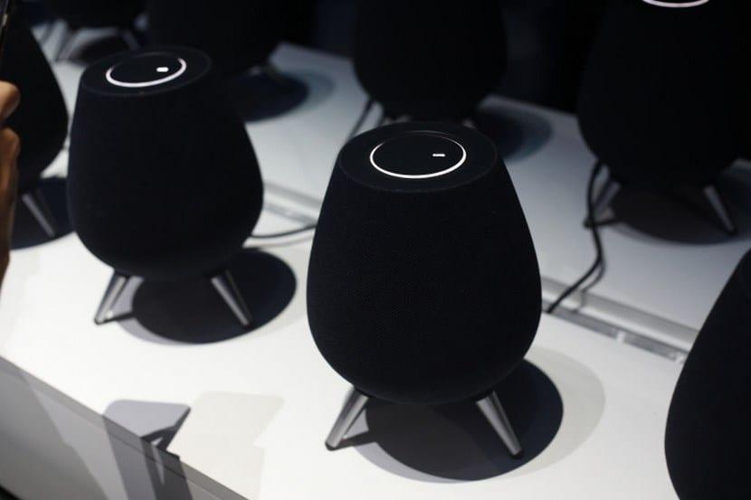 Altavoz inteligente Samsung