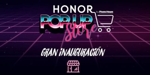 Honor Pop-Up