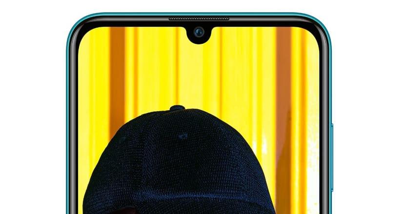 Huawei P Smart 2019 notch