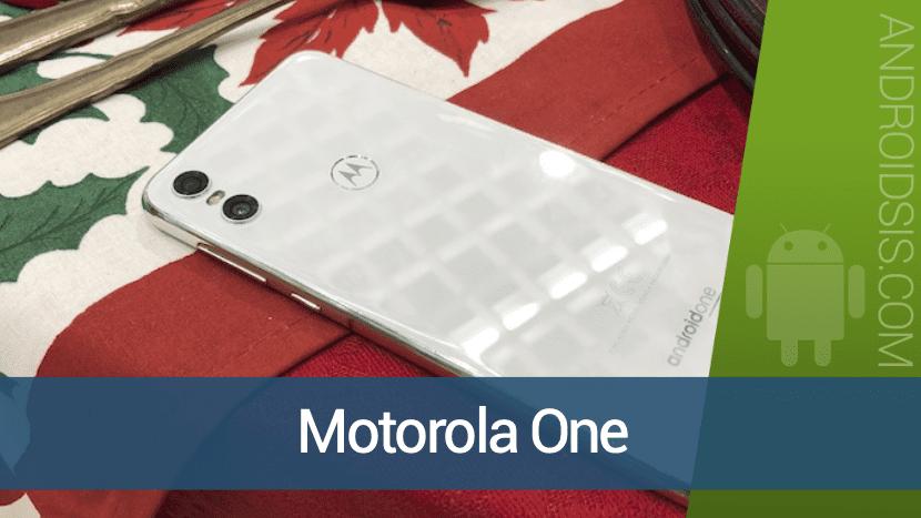 Motorola One, análisis en profundidad de este gama media