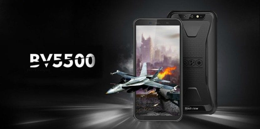 Blackview BV5500