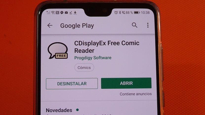 El mejor sitio para descargar cómics gratis y en Español. ¡ah! y la mejor app para leerlos.