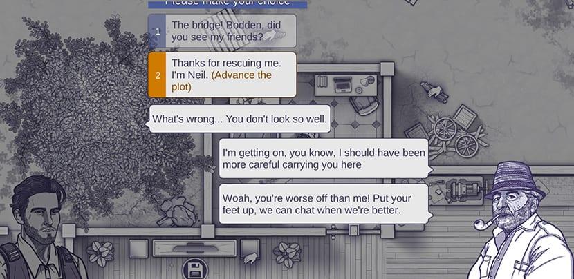 Diálogos en Ares Virus