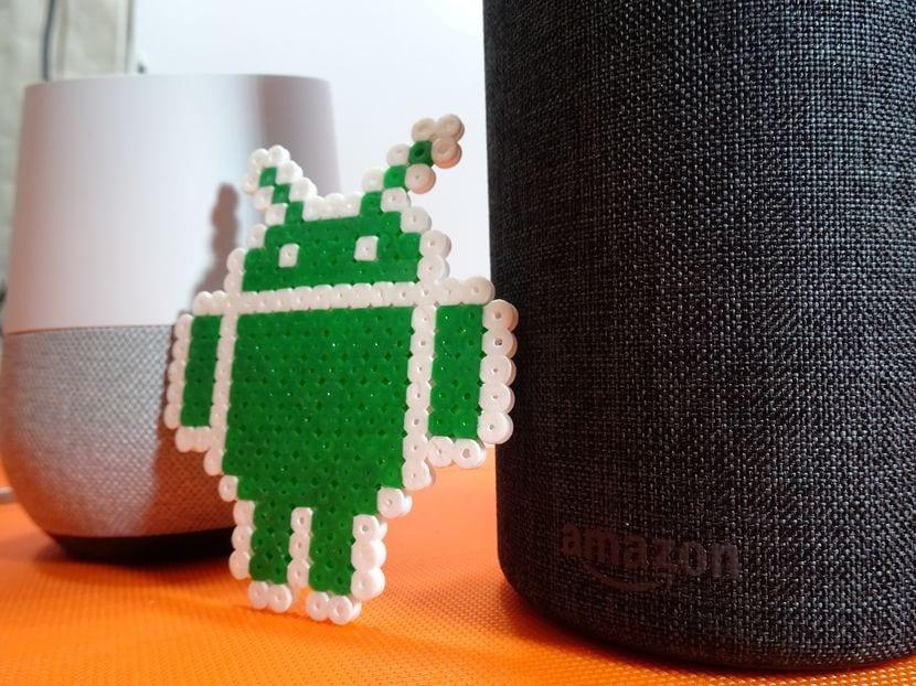 Amazon Echo VS Google Home. Si te vas a comprar uno de estos Gadgets antes mira esto