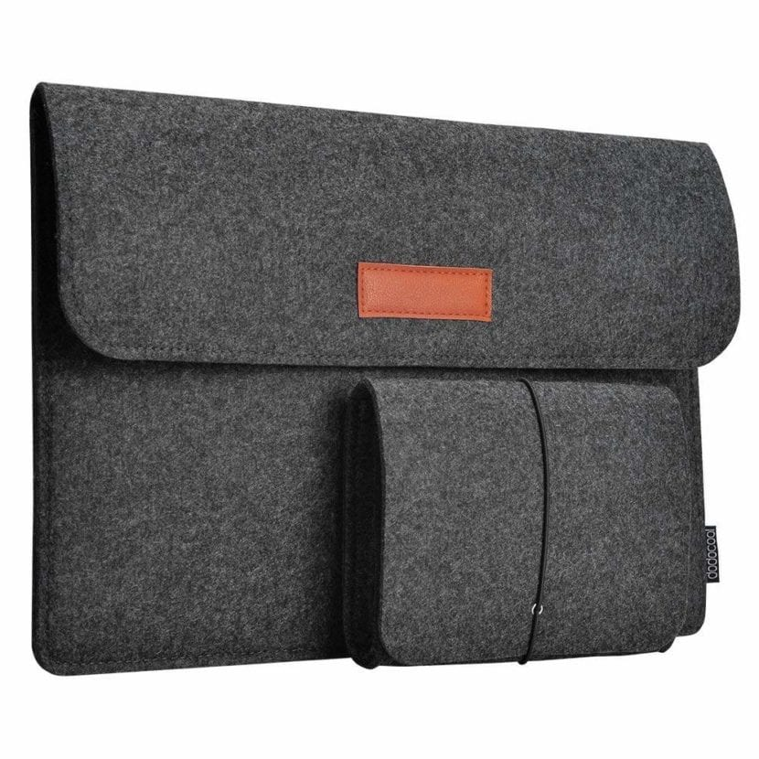 Funda de fieltro Dodocool para MacBook