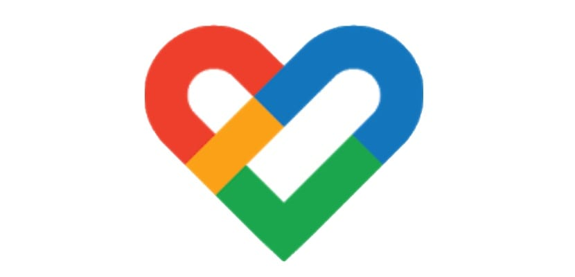 Logo de Google Fit