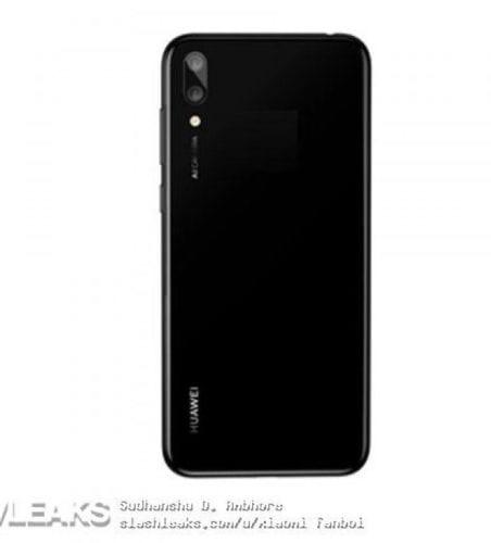 Huawei Enjoy 9 filtrado