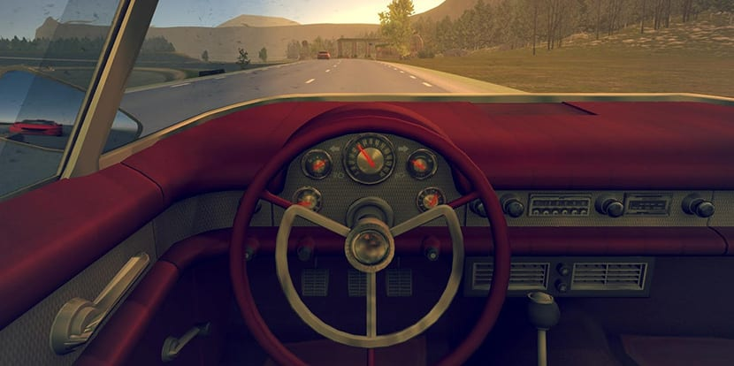 Interior de los vehículos
