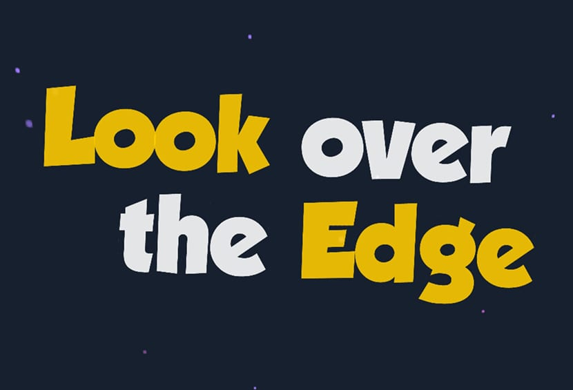 Look over the Edge