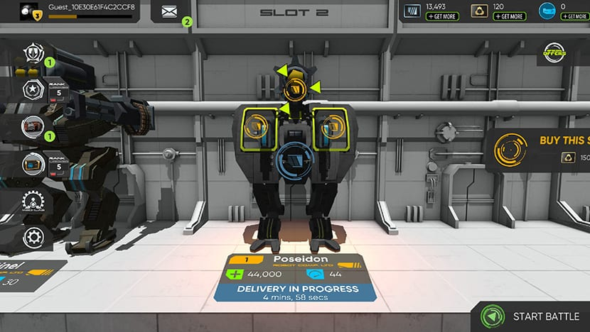 Mechs Android