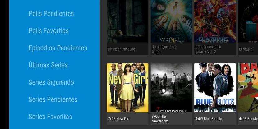 La mejor app para ver Megadede en tu TV Box como si fuera un Android TV