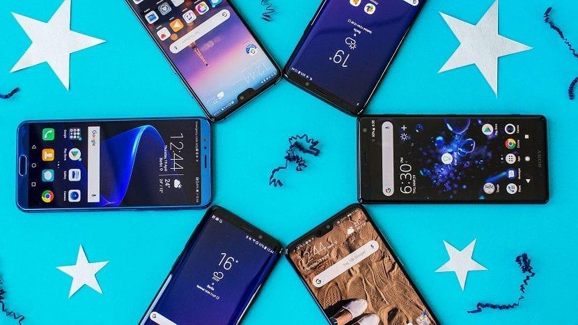 mejores teléfonos