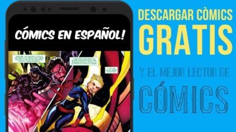 Descargar cómics gratis en Español