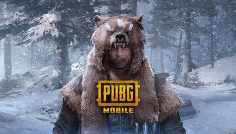 PUBG Mobile en invierno