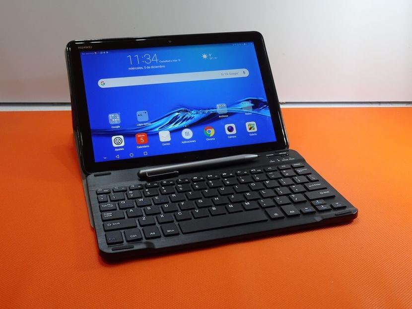 Review Huawei Mediapd M5 Lite la tab con Stylus que nada tiene que envidiar al iPad. ¡Bueno si, su precio!
