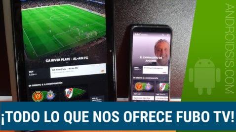 Todo lo que nos ofrece Fubo TV, la suscripción a Movistar Series y trece canales más, más barata del mercado