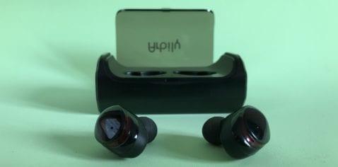 ARBILY T8 auriculares y caja