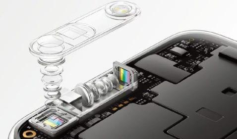 Samsung busca implementar zoom óptico en sus futuros teléfonos