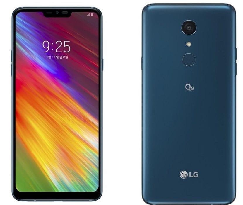 LG Q9 Oficial