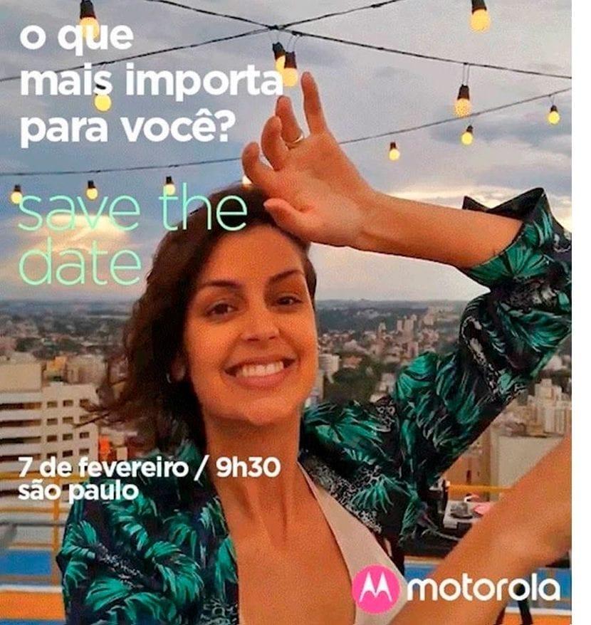 Motorola Moto G7 Presentacion