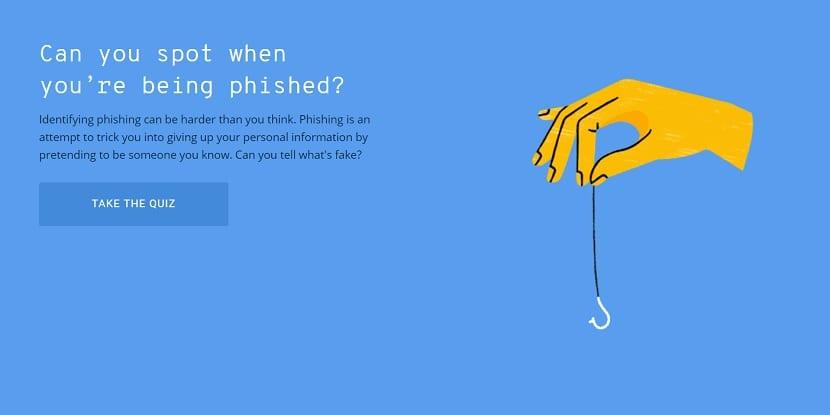 Phising game Google