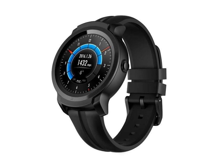 TicWatch E2 y S2