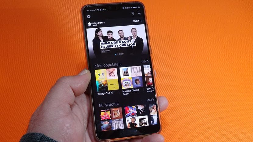 Cómo instalar Stingray Music, una muy buena alternativa a Spotify, gratis y sin anuncios