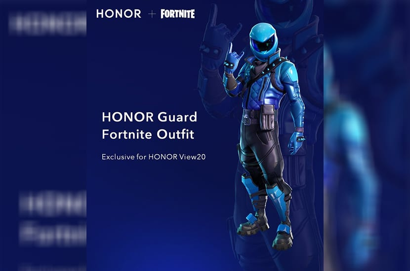 Fortnite Honor View 20
