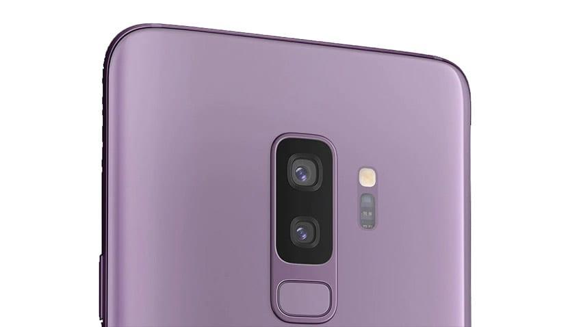 Galaxy S9 selfies