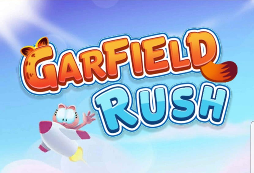 Garfield Rush