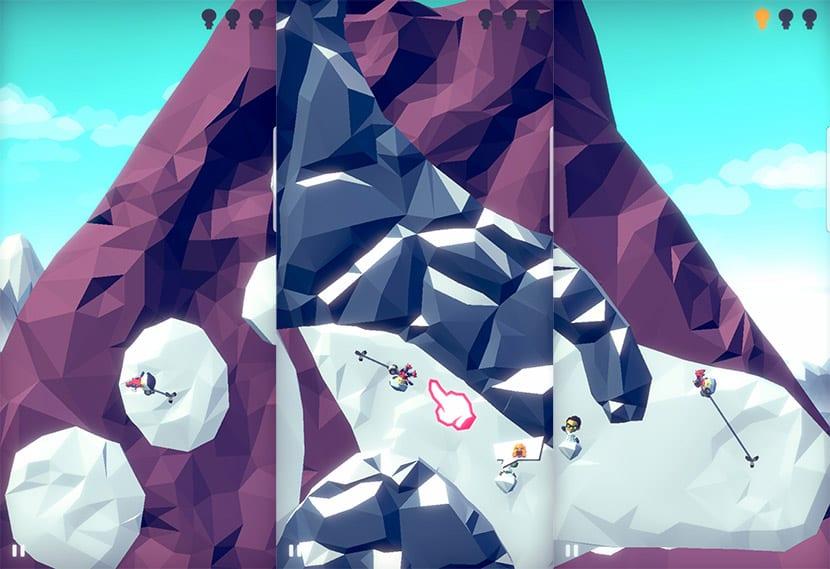 Hang Line la Aventura, lo nuevo de Yodo1 Games para alcanzar la cima con un gancho