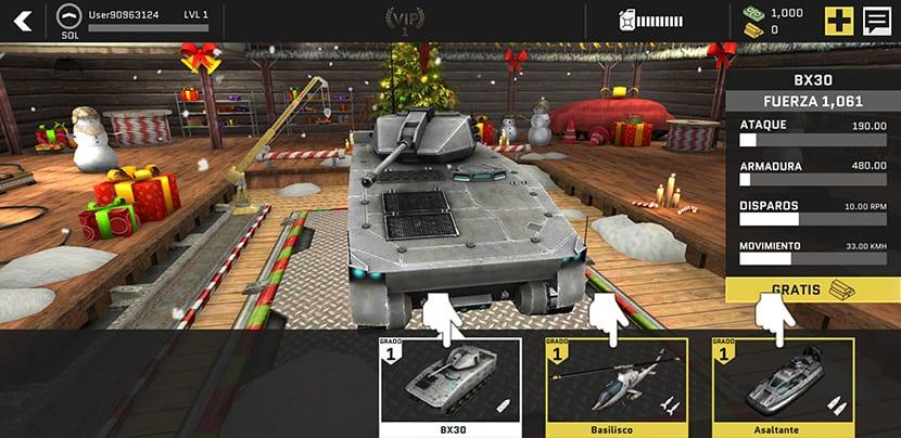 Mi tanque