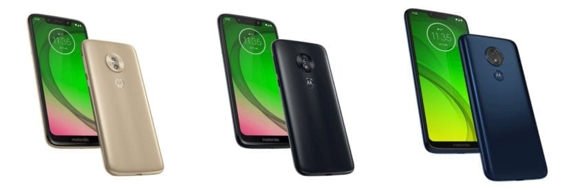 Moto G7 Play y Moto G7 Power