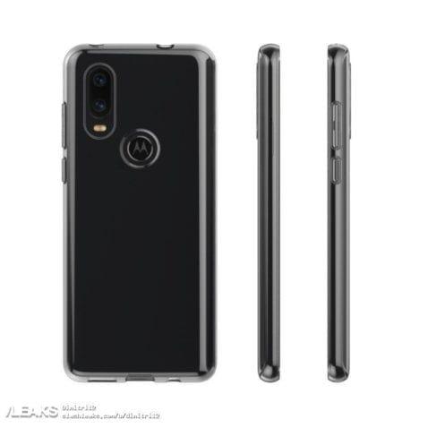 Render del Motorola P40
