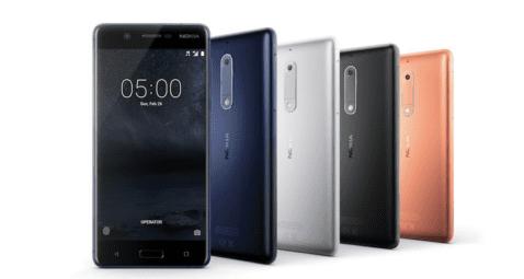 Nokia 5 (2017)