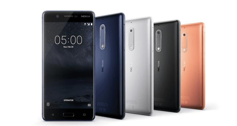 El Nokia 5 (2017) comienza a recibir Android Pie