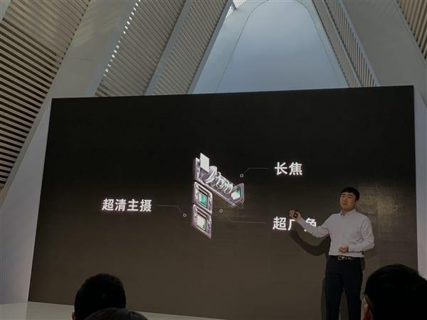 Oppo presenta la tecnología Zoom óptico 10X