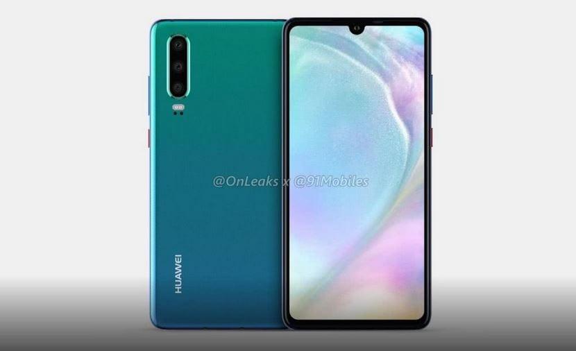 Pantalla Del Huawei P30: El Fabricante Apostará Por