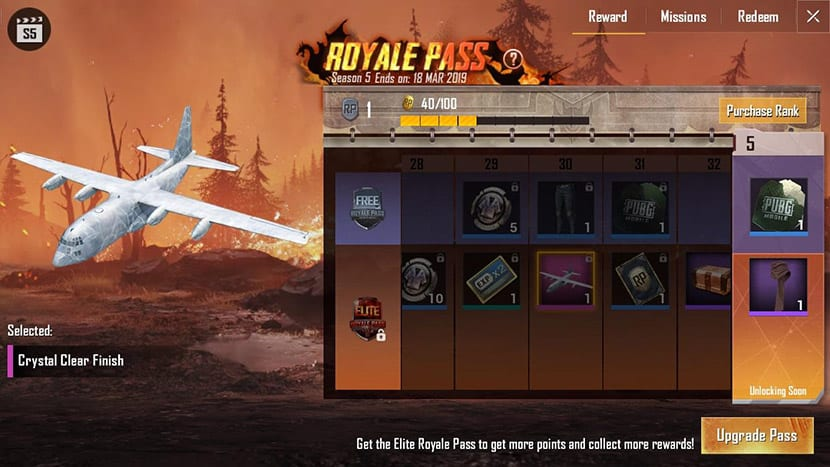 Royale Pass