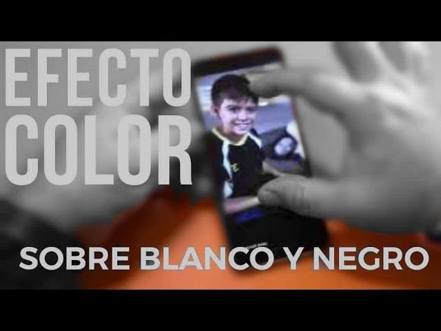 Cómo conseguir el efecto color sobre fotos en blanco y negro