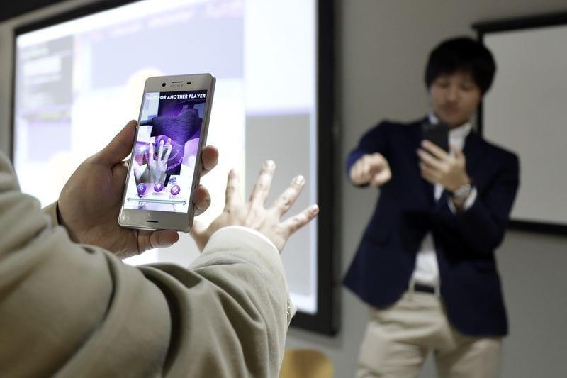 La futura tecnología de reconocimiento facial de Sony puede operar desde varios metros de distancia