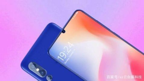 Nuevo concepto del Xiaomi Mi 9