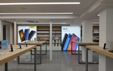 Xiaomi abre la tienda Mi Store más grande de Europa en París, Francia