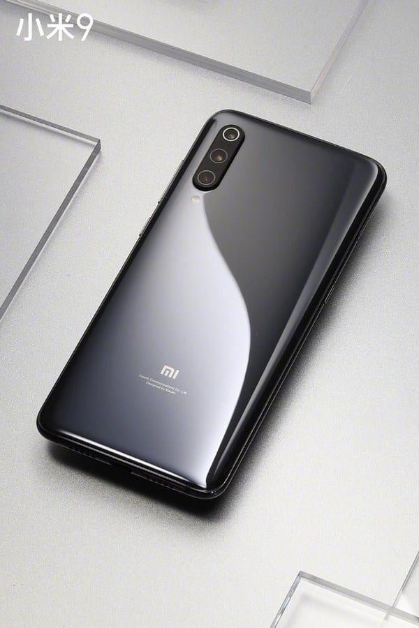 Cámara del Xiaomi Mi 9