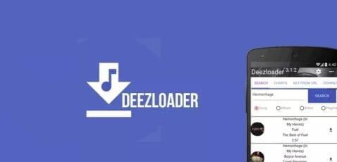 Deezloader Logo